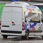 Renault Master с туристическим салоном Трансфер 14 мест Промышленные Технологии на выставке Мир автобусов 2013 - 1