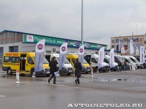 автотранспортный фестиваль Мир Автобусов 2013 - 4