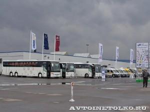 автотранспортный фестиваль Мир Автобусов 2013 - 5