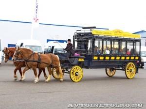 автотранспортный фестиваль Мир Автобусов 2013 - 6