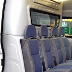 грузопассажирский фургон Citroen Jumper 6 мест Промышленные Технологии на выставке Мир автобусов 2013 - 2