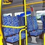 Школьный автобус Citroen Jumper 22 места Промышленные Технологии на выставке Мир автобусов 2013 - 2