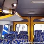 Школьный автобус Citroen Jumper 22 места Промышленные Технологии на выставке Мир автобусов 2013 - 3