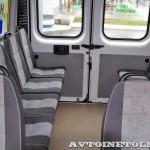 городское маршрутное такси Citroen Jumper 22 места Промышленные Технологии на выставке Мир автобусов 2013 - 2