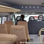 пригородный автобус Peugeot Boxer 16 мест Промышленные Технологии на выставке Мир автобусов 2013 - 4