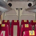 Renault Master с туристическим салоном Трансфер 14 мест Промышленные Технологии на выставке Мир автобусов 2013 - 5