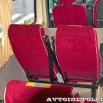 Renault Master с туристическим салоном Трансфер 14 мест Промышленные Технологии на выставке Мир автобусов 2013 - 6