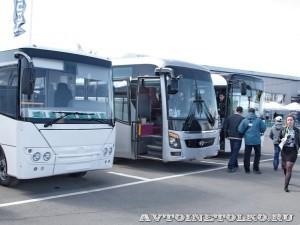 Фестиваль автобусов в Коломне 2014