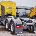 Строительный тягач Renault Lander 6x4 на выставке COMTRANS-13 - 2