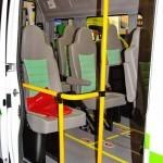 социальное такси Citroen Jumper 14 мест Промышленные Технологии на выставке Comtrans 2013 - 1