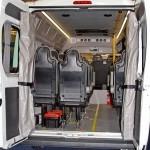 социальное такси Citroen Jumper 14 мест Промышленные Технологии на выставке Comtrans 2013 - 4