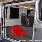 бизнес-купе Citroen Jumper Cara Bella 8 мест салон Трансфер Промышленные Технологии на выставке Comtrans 2013 - 1