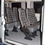 бизнес-купе Citroen Jumper Cara Bella 8 мест салон Трансфер Промышленные Технологии на выставке Comtrans 2013 - 2