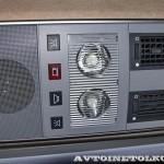 Volkswagen Crafter туристический 19 мест Промышленные Технологии на выставке Comtrans 2013 - 3