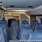 туристический автобус Ford Transit 17 мест Промышленные Технологии на выставке Comtrans 2013 - 2