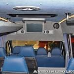 туристический автобус Ford Transit 17 мест Промышленные Технологии на выставке Comtrans 2013 - 4