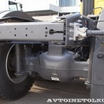 Строительный тягач Renault Lander 6x4 на выставке COMTRANS-13 - 3