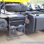 Строительный тягач Renault Lander 6x4 на выставке COMTRANS-13 - 6