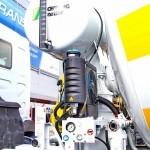 Автобетоносмеситель Schwing Stetter на шасси Renault Kerax 6x4 на выставке COMTRANS-13 - 7