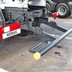 Автобетоносмеситель Schwing Stetter на шасси Renault Kerax 6x4 на выставке COMTRANS-13 - 9