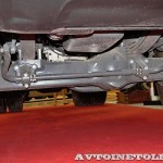 Полноприводное двухосное шасси Renault серии K на выставке COMTRANS-13 - 2
