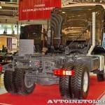 Полноприводное двухосное шасси Renault серии K на выставке COMTRANS-13 - 10