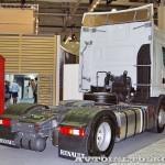Магистральный тягач Renault Premium 4x2 на выставке COMTRANS-13 - 1