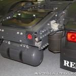 Магистральный тягач Renault Premium 4x2 на выставке COMTRANS-13 - 2