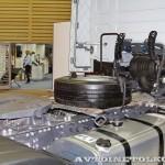 Магистральный тягач Renault Premium 4x2 на выставке COMTRANS-13 - 3