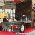Магистральный тягач Renault серии T на выставке COMTRANS-13 - 3