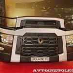 Магистральный тягач Renault серии T на выставке COMTRANS-13 - 6