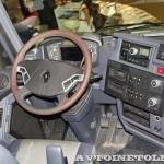 Полноприводное двухосное шасси Renault серии K на выставке COMTRANS-13 - 12
