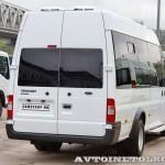 туристический автобус Ford Transit 17 мест Промышленные Технологии на выставке Comtrans 2013 - 5