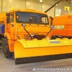 МКУ-7802 на КамАЗ-53605 на выставке СТТ-2013 - 1