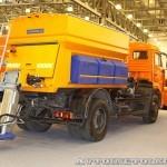 МКУ-7802 на КамАЗ-53605 на выставке СТТ-2013 - 4