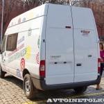 грузопассажирский фургон Ford Transit с Евро-салоном 5 мест Промышленные Технологии на выставке СитиТрансЭкспо 2013 - 2