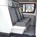 грузопассажирский фургон Ford Transit с Евро-салоном 5 мест Промышленные Технологии на выставке СитиТрансЭкспо 2013 - 3