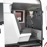 грузопассажирский фургон Ford Transit с Евро-салоном 5 мест Промышленные Технологии на выставке СитиТрансЭкспо 2013 - 4