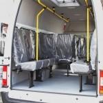 городское маршрутное такси Автолайн Ford Transit 25 мест Промышленные Технологии на выставке СитиТрансЭкспо 2013 - 5