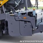 гусеничный асфальтоукладчик Volvo ABG 7820B на выставке Дорога-2013 - 2