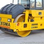 тандемный дорожный каток XGMA XG6101D на выставке Дорога-2013 - 2