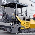 гусеничный асфальтоукладчик Volvo ABG 7820B на выставке Дорога-2013 - 4