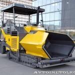гусеничный асфальтоукладчик Volvo ABG 7820B на выставке Дорога-2013 - 6