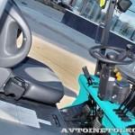 вилочный погрузчик Maximal FGL35T-M на выставке Дорога-2013 - 3