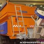 МКУ-7802 на КамАЗ-53605 на выставке Дорога-2013 - 2