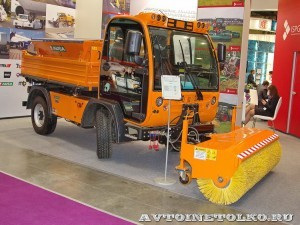 Ausa-350 на выставке Дорога-2013 - 2
