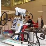 разметочная машина Winter WTE-251GTLR на выставке Дорога-2013 - 3