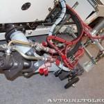 разметочная машина Winter WTE-251GTLR на выставке Дорога-2013 - 5