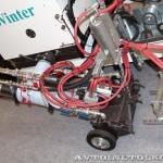 разметочная машина Winter WTE-251GTLR на выставке Дорога-2013 - 6