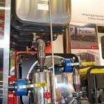 гудронатор Tekfalt sprayFALT на выставке Дорога-2013 - 5